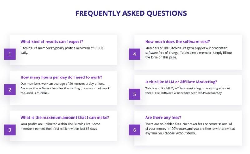 Bitcoin Era England Fragen