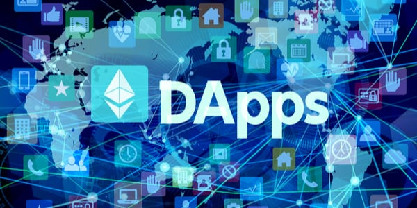 Which are the Top 5 Ethereum Based DApps?