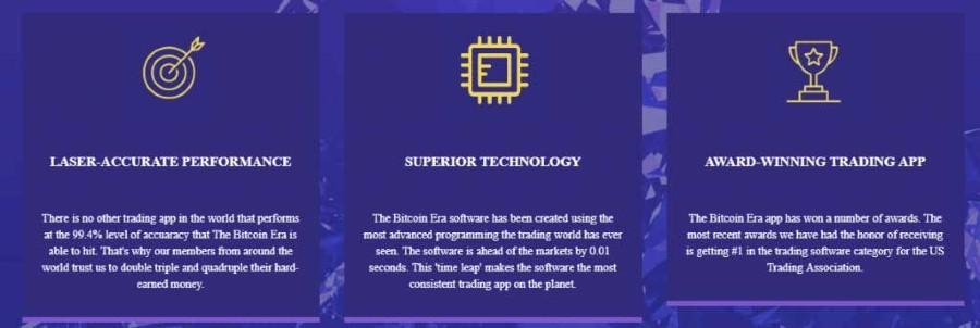 bitcoin era works