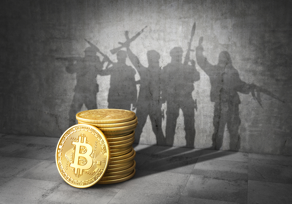 Cryptocurrencies and their links to the crime world