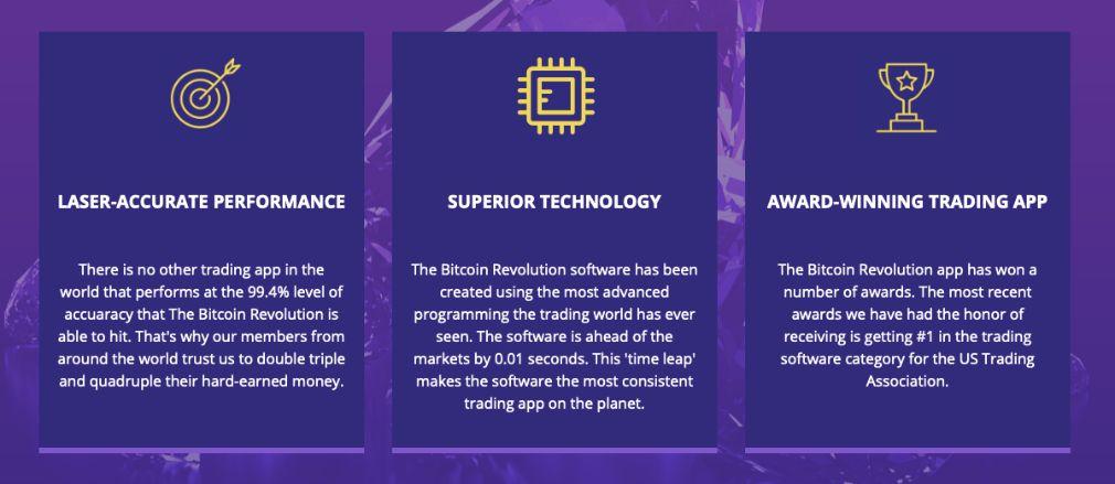 Bitcoin Revolution south africa Vorteile