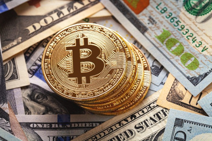 bitcoin paper currency