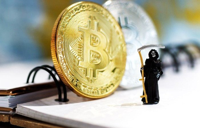 Bitcoin when you die