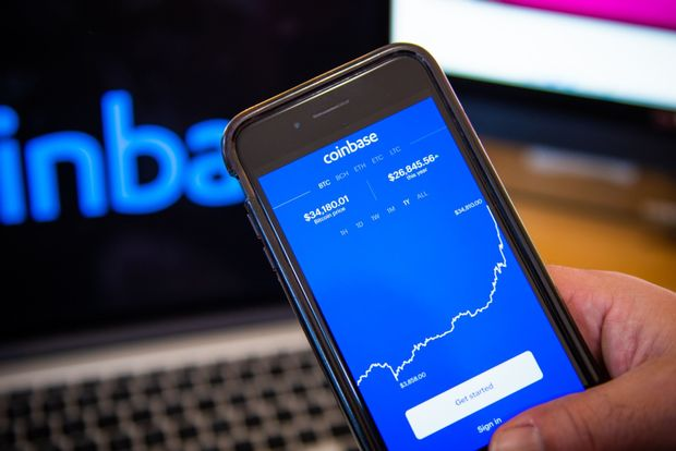 Coinbase Looks To Go Public As It Plans A Direct Listing