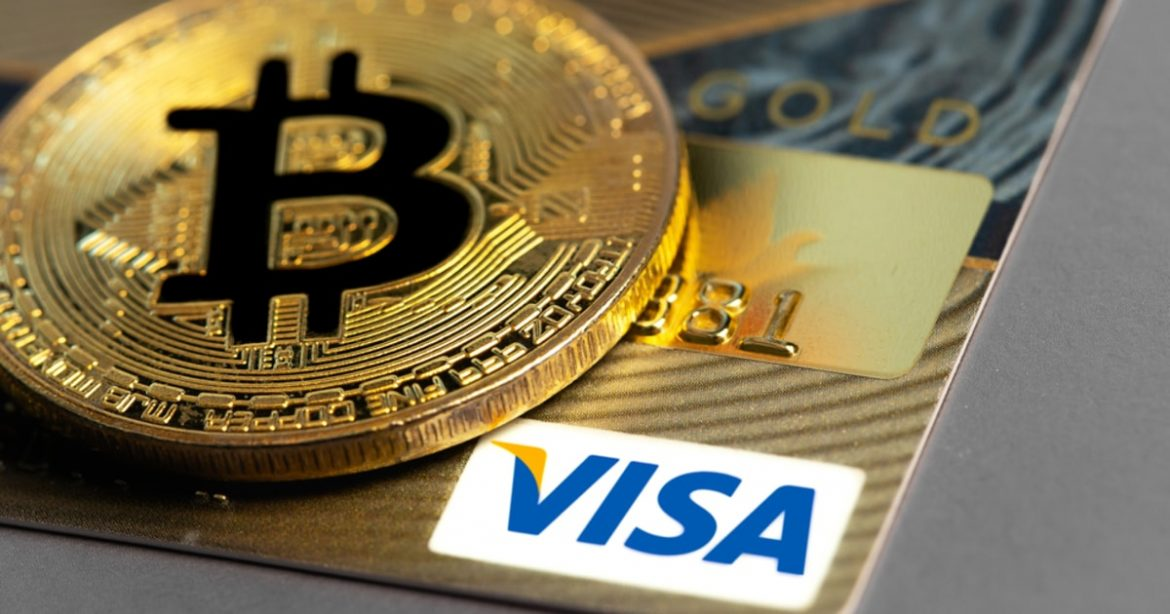 The New Move By Visa Authorizes Settling Payment With Cryptocurrency